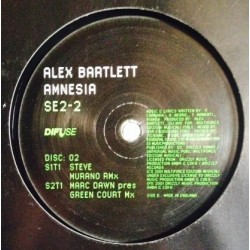 Alex Bartlett ‎– Amnesia