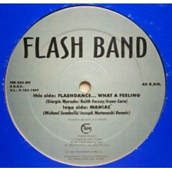 Flash Band ‎– Maniac