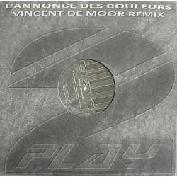 Mac Zimms - L'Annonce Des Couleurs (Vincent De Moor Remix)