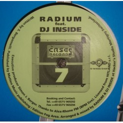 Radium Feat. DJ Inside ‎- Universe Of Dreams