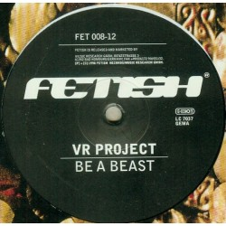 VR Project – Be A Beast