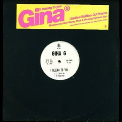 Gina G - I Belong To You