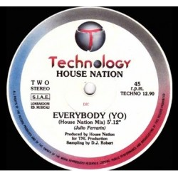 House Nation ‎– Everybody