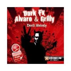 DJ GRILLY&ALVARO VS DARK FX-devil melody
