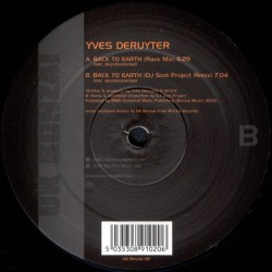 Yves Deruyter - Back To Earth (RAVE + SCOTT PROJECT REMIX)