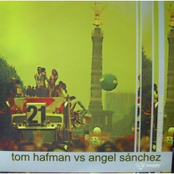 Tom Hafman & Angel Sanchez - Tribute To Love Parade (REMIX TECHNO MUY BUENO¡¡)