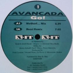 Avancada – Go (2 MANO,EDICIÓN BELGA ORIGINAL¡)