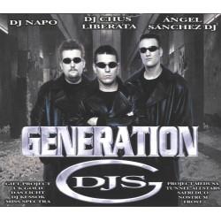 Generation Dj's (Dj Napo, Chus Liberata & Angel Sanchez)