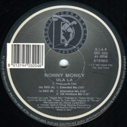 Ronny Money - Ula La