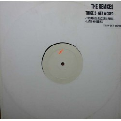 Those 2 - Get Wicked (The Remixes)