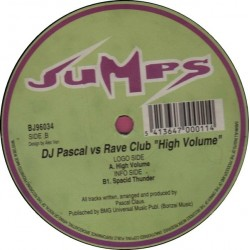 DJ Pascal vs. Rave Club - High Volume