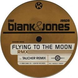 Piet Blank & Jaspa Jones – Flying To The Moon (Remix)