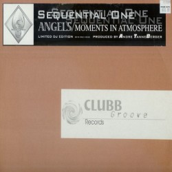 Sequential One ‎– Angels / Moments In Atmosphere