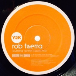Rob Tissera ‎– Burning (Remixes)