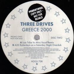 Three Drives – Greece 2000 (REMIX LOST TRIBE¡¡)