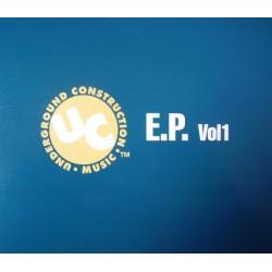 Underground Construction E.P. Vol. 1