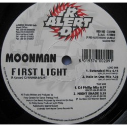 Moonman ‎– First Light
