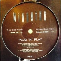 Plug 'N' Play – Warp 99 (TEMAZO LIMITE, SELLO MINDSTAR)