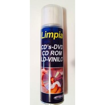 Spray Limpia Vinilos