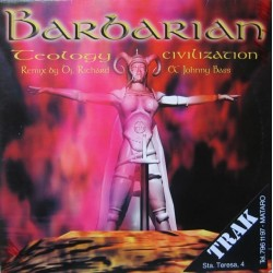 Barbarian  ‎– Teology Civilization