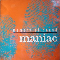 Memory Of Sound - Maniac (TEMAZO DEL 95 BUSCADISIMO¡¡ DISCO ORIGINAL¡¡ )