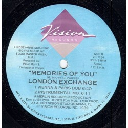 London Exchange – Memories Of You
