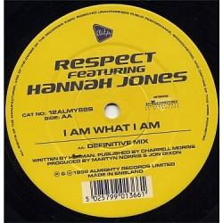Respect Featuring Hannah Jones – I Am What I Am