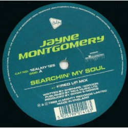 Jayne Montgomery ‎– Searchin' My Soul