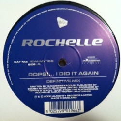 Rochelle ‎– Oops! I Did It Again