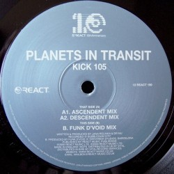 Planets In Transit ‎– Kick 105