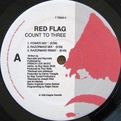 Red Flag ‎– Count To Three