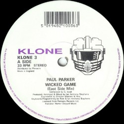 Paul Parker ‎– Wicked Game