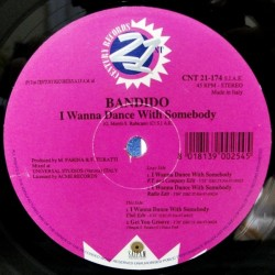 Bandido – I Wanna Dance With Somebody (2 MANO,TEMAZO ITALO¡)