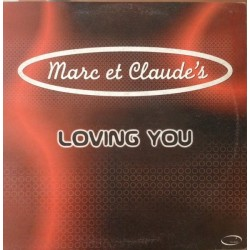 Marc Et Claude ‎– Loving You (CYBER MUSIC)