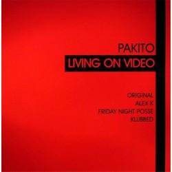 Pakito – Living On Video