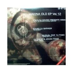 Makina Old EP Vol. 12