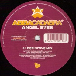 Abbacadabra ‎– Angel Eyes