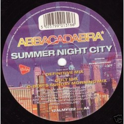 Abbacadabra ‎– Summer Night City
