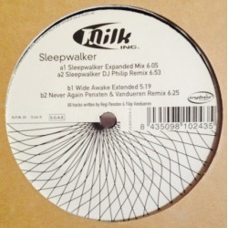 Milk Inc - Sleepwalker (Incluye Never Again & Wide awake¡¡)