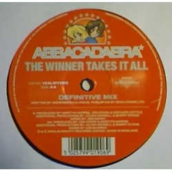 Abbacadabra ‎– The Winner Takes It All / Take A Chance On Me