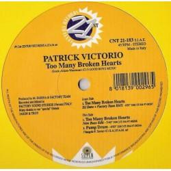 Patrick Victorio – Too Many Broken Hearts