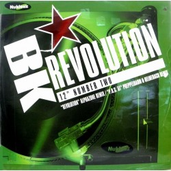 "BK ‎– Revolution (12"" Number Two)"