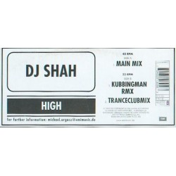DJ Shah - High (EMI MUSIC)