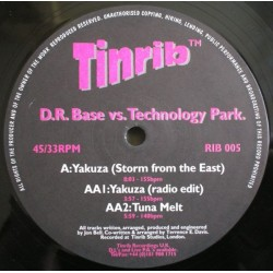 DR Base vs. Technology Park – Yakuza / Tuna Melt