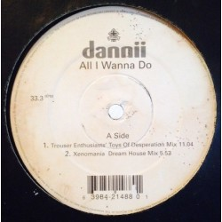 Dannii ‎– All I Wanna Do