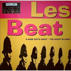 Les Beat ‎– A Hard Day's Night