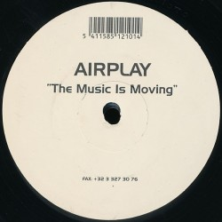 Airplay - The Music Is Moving