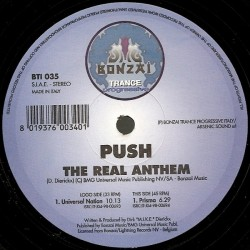 Push ‎– The Real Anthem