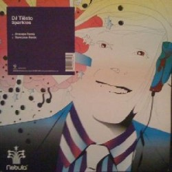 DJ Tiesto – Sparkles (IMPORT)