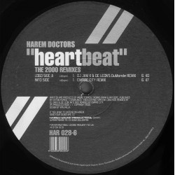 Harem Doctors ‎– Heartbeat (The 2000 Remixes)